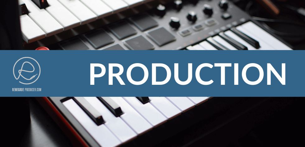 Music Production Hero Image