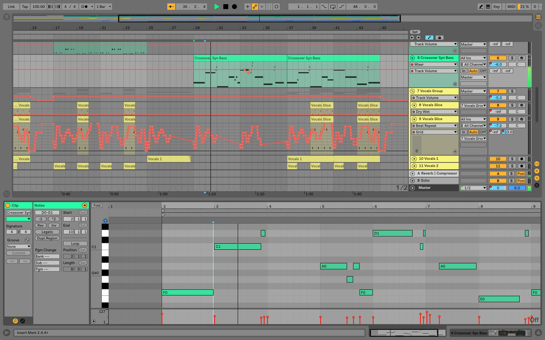 AL software screenshot