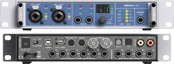 Image of RME interface