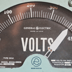 Voltmeter Image
