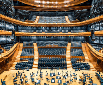 Image of a concert hall