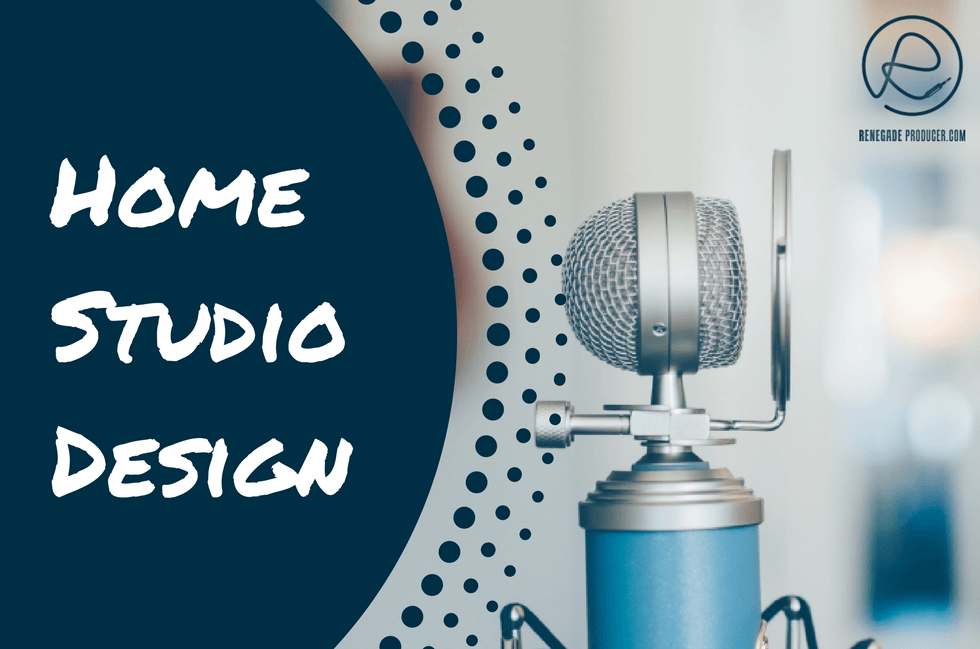 Home Studio Design Hero Image of Mic