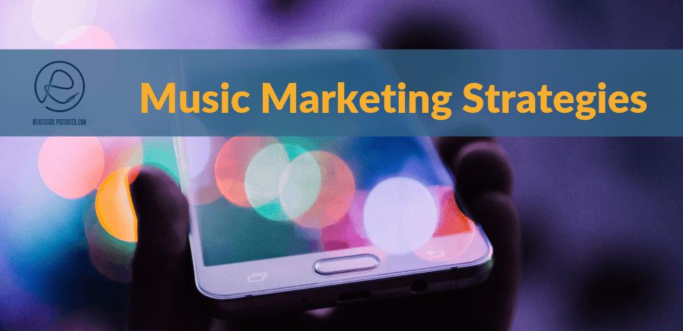 Music Marketing Strategies Hero Image