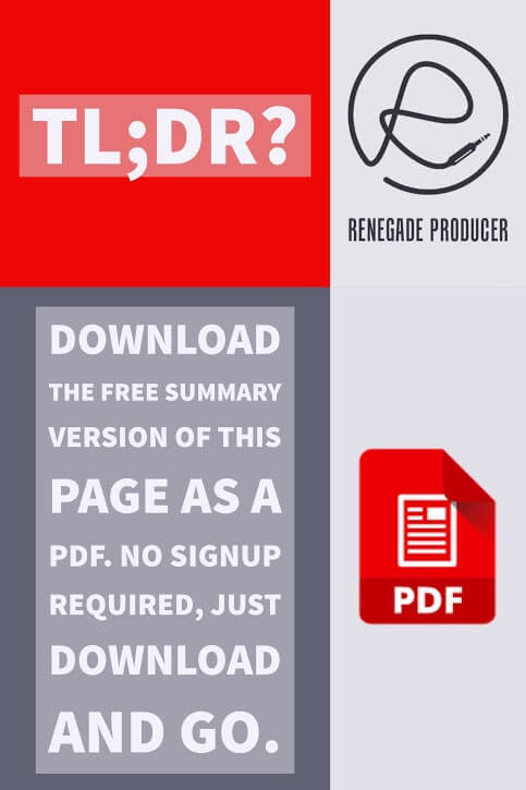 TL:DR? Click here for a free PDF summary of this page. No signup required.