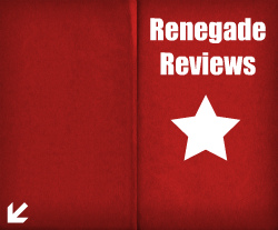 Image of Book with Renegade Review Title
