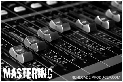 Music Mastering Hero Image