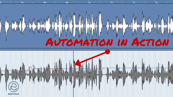 Vocal Automation Example