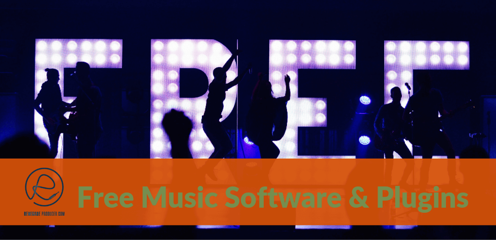 Free Music Making Software Page Hero Image