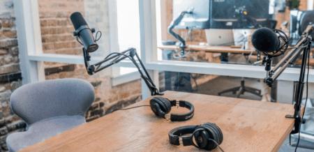 Image of Podcast Studio