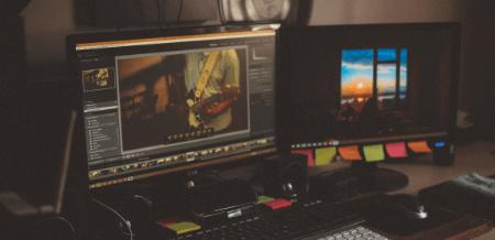 Image of Media Production Studio
