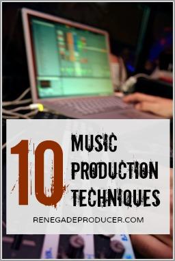 music production techniques image