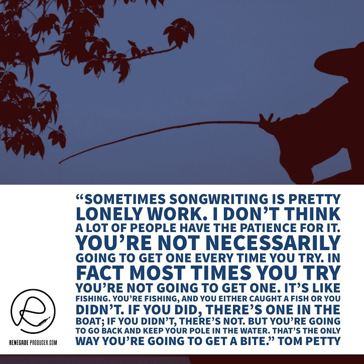 Tom Petty Quote