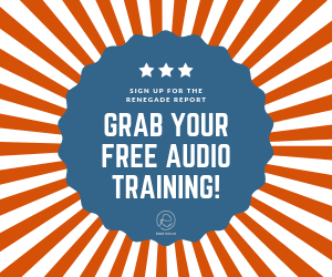 Free Audio Training Image