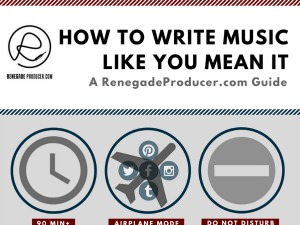 Thumbnail of writing process infographic.