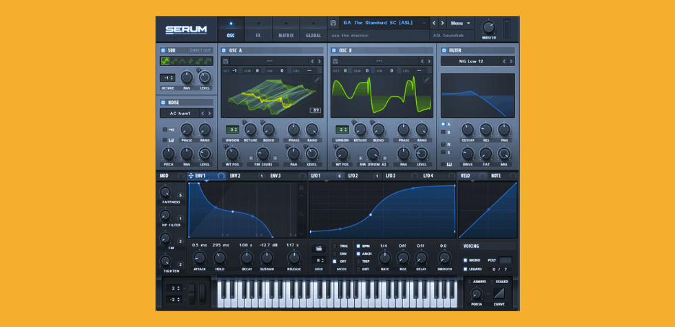 Serum Screenshot