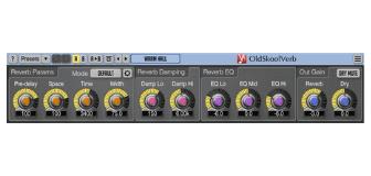 Voxengo OldSkoolVerb Screenshot