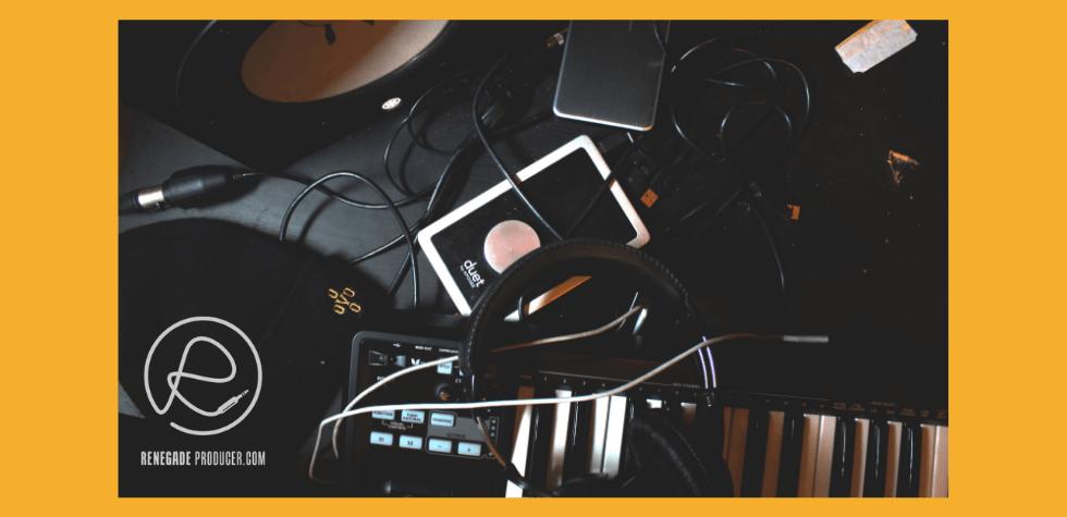 Messy Studio Image