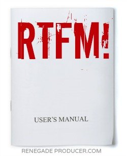 Read the Manual Image