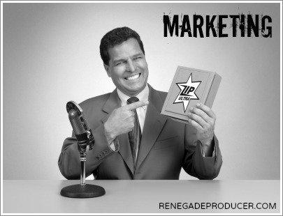 Music Marketing Hero Image