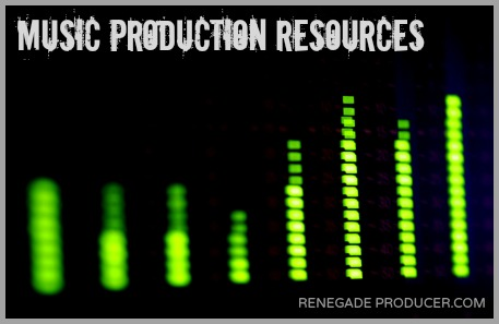 music producer resources